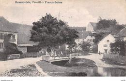 Suisse - N°64763 - JURA - BEURNEVESIN - Frontière Franco-Suisse - JU Jura