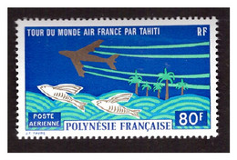 Timbre N° 73 P A  Neuf ** - Unused Stamps