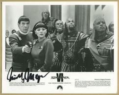 Nicholas Meyer - Director - Star Trek - Signed Photo - Brussels 1992 - COA - Autogramme & Autographen