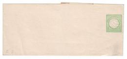 Deutsches Reich , Ungebrauchtes Brustschild Streifband - Stamped Stationery