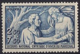 FRANCE N* 498 Charnière - Neufs