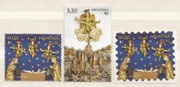 HR 2020-1492-4 CHRISTMAS, HRVATSKA CROATIA, 3v, MNH - Croatia