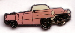 V290 Pin's CADILLAC PONTIAC TACOT Voiture Ancienne Achat Immédiat - Corvette