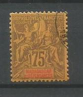 Timbre De Colonie Française Oblitéré N 39 - Gebruikt