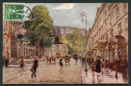 GENEVE - RUE DE LA CORRATERIE - ILLUSTREE PAR GEORGES STEIN - GE Genève