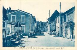ALLEMANS DU DROPT Avenue De Miramont - Other Municipalities