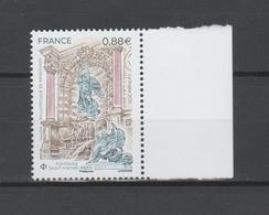 """FRANCE / 2019 / Y&T N° 5304 ** : """"Salon Philatélique De Printemps"""" (Fontaine Saint-Michel - Paris) X 1 BdF D - Neufs"""