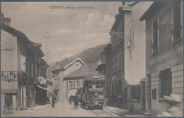 Gières , Le Centre , Tramway , Animée - Sonstige Gemeinden