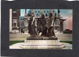 97310     Francia,   Calais,  Les Six  Bourgeois,  Rodin,  NV - Skulpturen