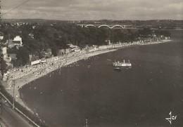 BREST  -  29  -  La Plage Saint Marc Et Le Pont De Plougastel - Brest