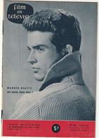 7 Tijdschriften Jaren 60 Film & Televisie Charlton Heston James Stewart Warren Beatty Alain Delon Yvette Mimieux Justice - Cinema & Television