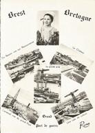 BREST  -  29  -  Grand Port De Guerre - Brest