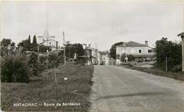 ANTAGNAC Route De Bordeaux - SM - Other Municipalities