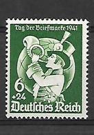 1280  ALLEMAGNE-III REICH-1941  Journée Du Timbre YT 686 Neuf  ** - Ungebraucht