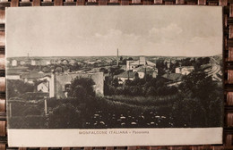Monfalcone ( Le 20 02 1907 Panorama) Italie - Andere Steden