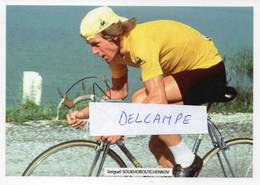Cyclisme, Sergueï Soukhoroutchenkov - Cycling