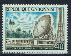 Gabon, Telecommunications, 1973, MNH VF - Gabon