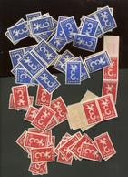 50 X FRANCE.  1173/1174. EUROPA 1958 Cote 1,70 = 85-euros. OTAN NATO 1959   **. Postfrich. Parfaits - Unused Stamps