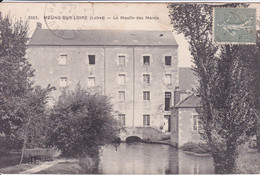 45-Meung-sur-Loire Le Moulin Des Marais - Altri Comuni