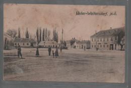 Unterwaltersdorf Hauptplatz Mit Kinder Gelaufen Verschmitzt - Baden Bei Wien