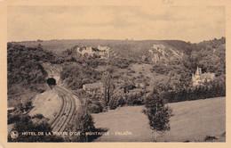 Vallée De La Molignée-Falaën - Tunnel De Foy-Marteau - Hotel De La Truite D'Or - Montaigle - Falaën - Onhaye