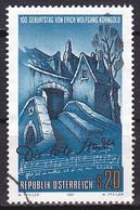 Austria, 1997, Erich Wolfgang Korngold, 20s, USED - 1991-00 Gebraucht