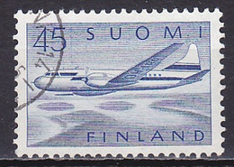 Finland, 1959, Convair 440, 45mk, USED - Usados