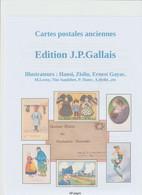 Illustrateurs : Fascicule N° 8 De L'éditeur J.P.Gallais 69 Pages Couleur : Hansi, Zislin,Gayac, Leroy,  Tito Saubibet .. - Hansi
