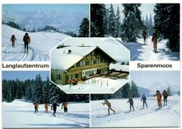 Langlaufzentrum Sparenmoos Ob Zweisimmen - BE Bern