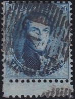 Belgie   .    OBP    .    15A (2 Scans)  .     O      .       Gebruikt   .   /   .   Oblitéré - 1863-1864 Médaillons (13/16)