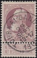 Belgie   .    OBP    .    77   .     O      .       Gebruikt   .   /   .   Oblitéré - 1905 Breiter Bart