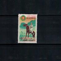LOT DE 1 TIMBRE VIETNAM DU NORD, FRANCHISE N°5, NEUF**, 1961. RARE - Vietnam
