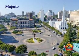 Mozambique Maputo Independence Square New Postcard Mosambik AK - Mozambique