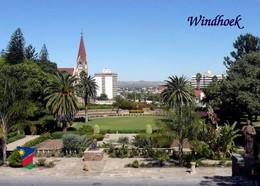 Namibia Windhoek Overview New Postcard - Namibië