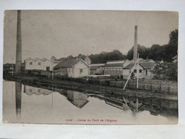 Lure. Usine Du Pont De L'Oignon - Lure