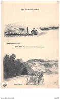63 . N° 48166 . Farman Et Caillois . Les Eliminatoires.course De Voitures.rallye.pilote.coupe Gordon-bennett - Altri Comuni