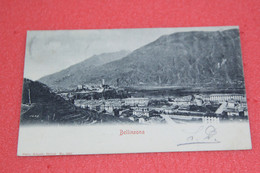 Ticino Bellinzona 1899 Ed. Kunzli - TI Ticino