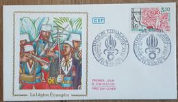 FDC 1984 - YT N°2311 - LEGION ETRANGERE - AUBAGNE - 1980-1989