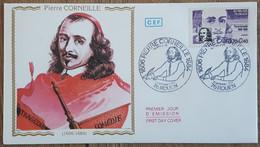 FDC 1984 - YT N°2329A - PIERRE CORNEILLE - ROUEN - 1980-1989