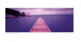 (Y 18) Australia - TAS - Coles Bay Wharf (APCA21) - Wilderness