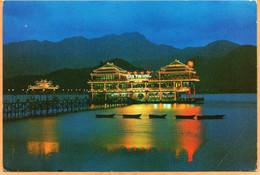 Hong Kong China Old Postcard Mailed - China (Hong Kong)