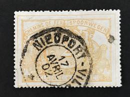 TR27 Telegraafstempel NIEUPORT-VILLE - 1895-1913