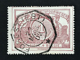 TR26 Telegraafstempel FOREST (EST) - 1895-1913