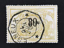 TR24 Telegraafstempel ESNEUX - 1895-1913