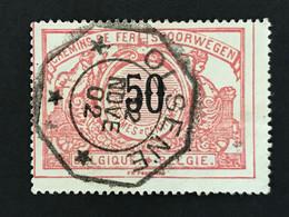 TR21 Telegraafstempel OLSENE - 1895-1913