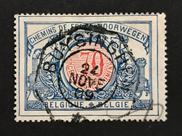 TR38 Telegraafstempel BUYSINGHEN - 1895-1913
