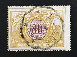 TR39 Telegraafstempel OLSENE - 1895-1913