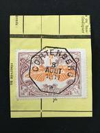 TR41 Telegraafstempel CORTENBERG - 1895-1913