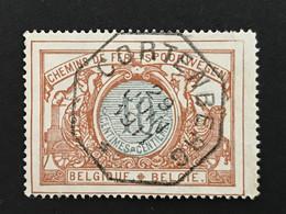 TR28 Telegraafstempel CORTENBERG - 1895-1913