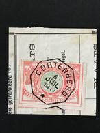 TR40 Telegraafstempel CORTENBERG - 1895-1913